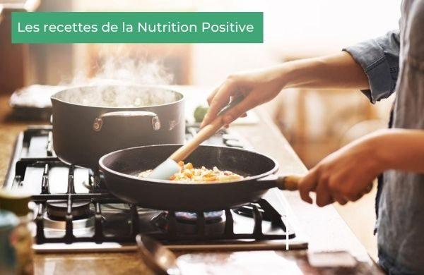 Image produit recettes de la Nutrition Positive