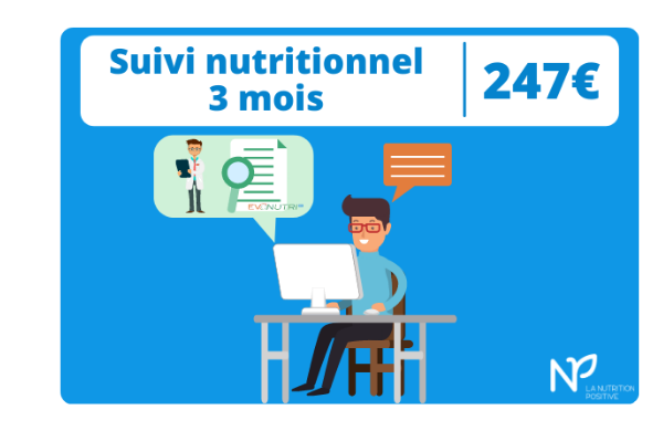 suivi nutritionnel 3 mois
