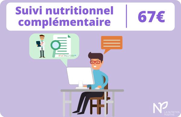 Suivi complémentaire nutritionnel
